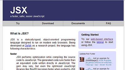 JSX site