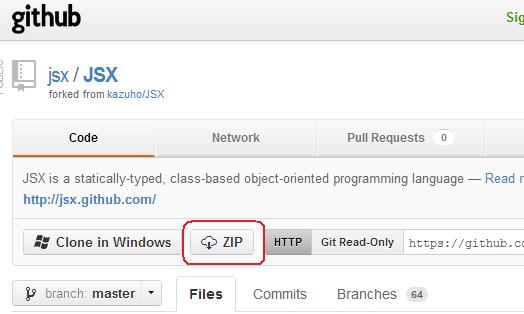 JSX GitHub