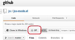 jsx-mode.el zip download