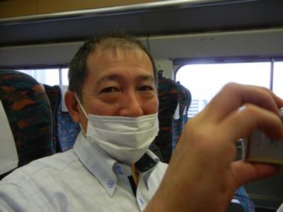風邪ひき健さん
