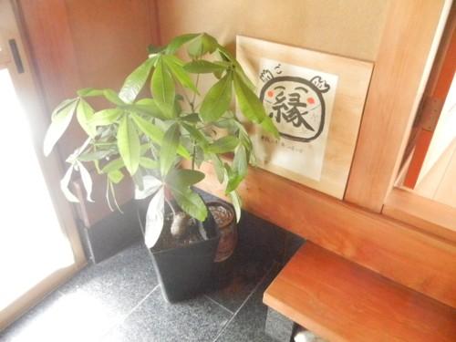 るんちゃん家の玄関