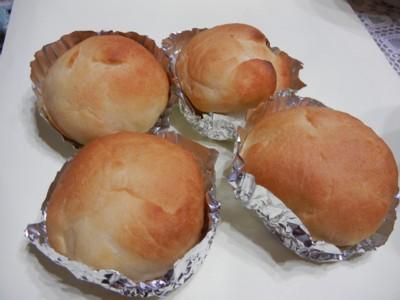 サトシさんがパンを作ったぁ~~~!!