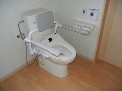 トイレはサトシさんのお気に入りの製品でした。