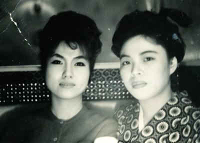 お友達と母 キヨミさん