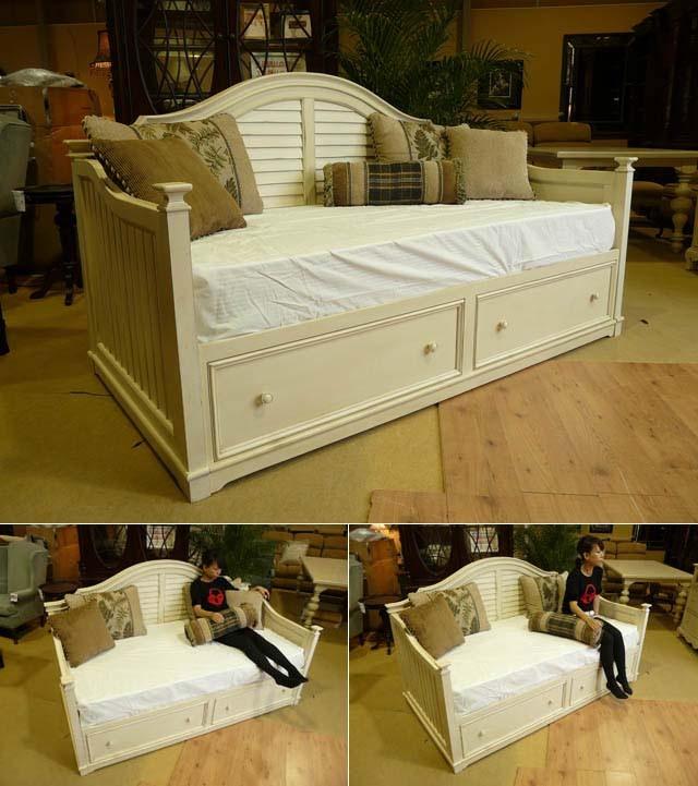 こんなベッド夢がありますよね。