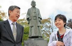 2012年 江藤新平卿銅像まつり