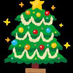 クリスマス画像(ツリー)