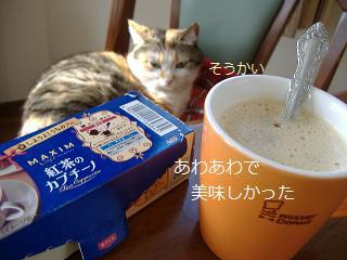 紅茶カプチーノ1