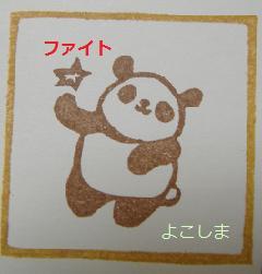 パンダ★3