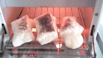 オーブン餅