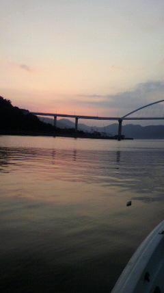 8月29日 内海大橋