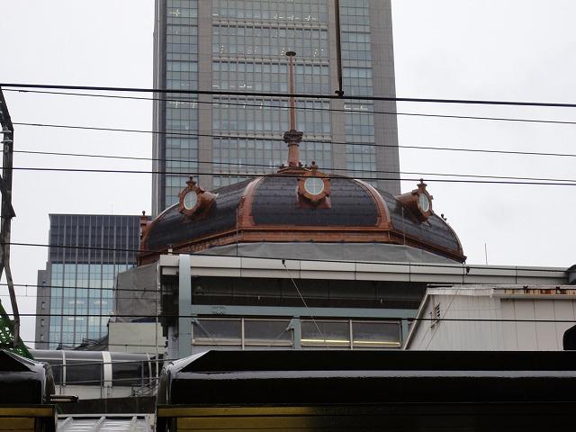 東京駅屋根