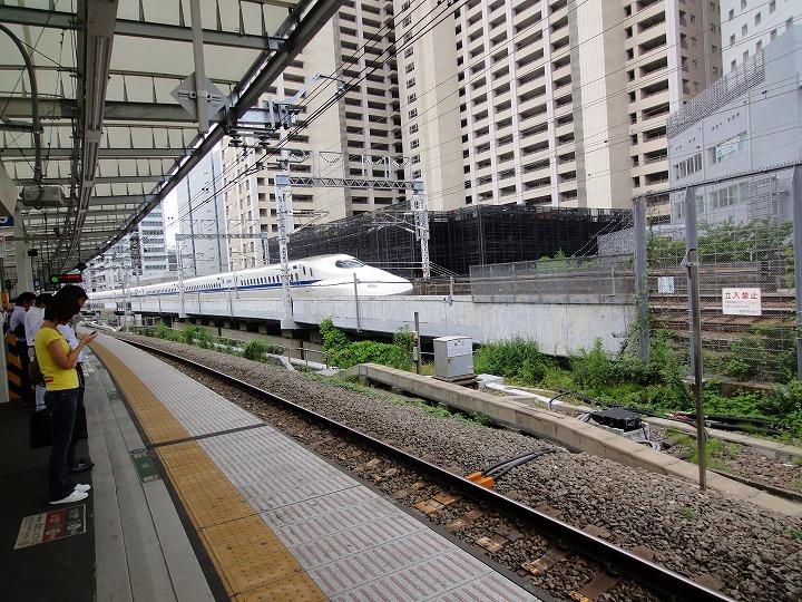 武蔵小杉新幹線01