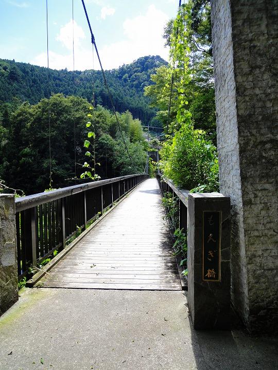 奥多摩吊り橋00