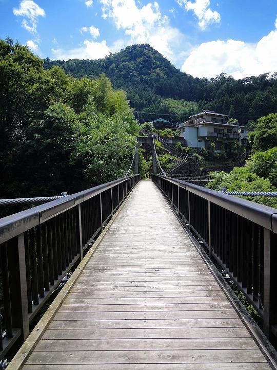 奥多摩吊り橋01