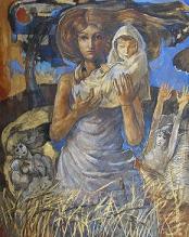 201107聖母子小