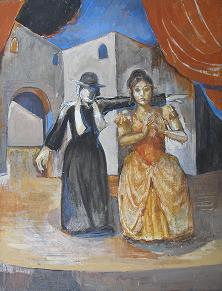 牧師と歌手