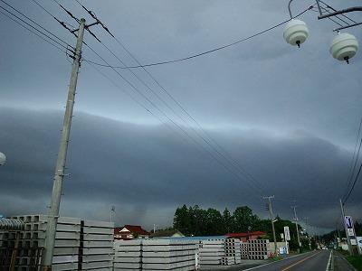 怪しい雲 (3)