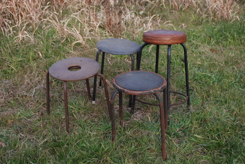 パイプ椅子達