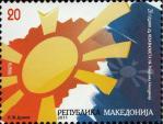 マケドニア独立20年