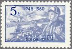 朝鮮人民軍創建12年