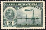 ヴェネズエラ航空切手(1938)