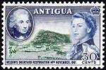 アンティグア・ネルソンズドック復旧