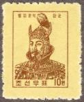 乙支文徳(10ウォン)