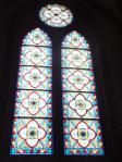 明洞聖堂・ステンドグラス