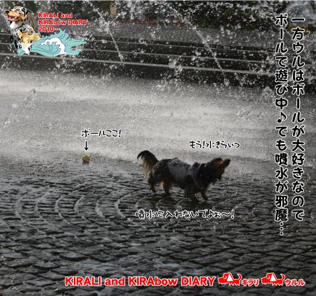 久々の噴水3