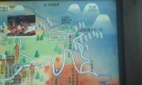 H230622山田温泉看板地図
