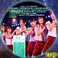 teamK 3rd Stage「脳内パラダイス」CD用