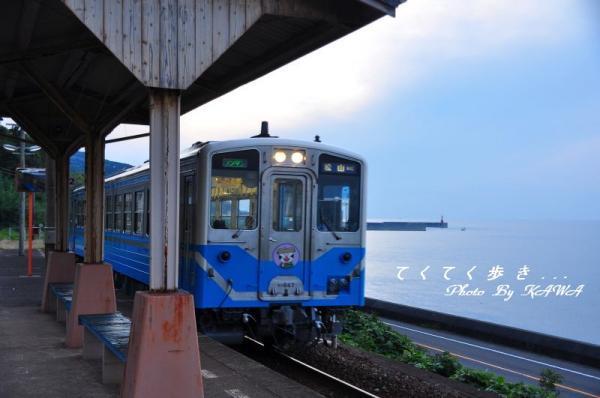 5下灘駅11.09.25