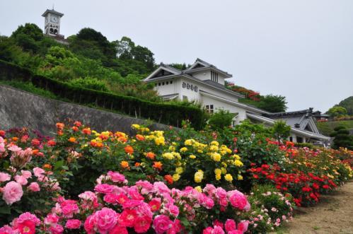 かわら館菊間