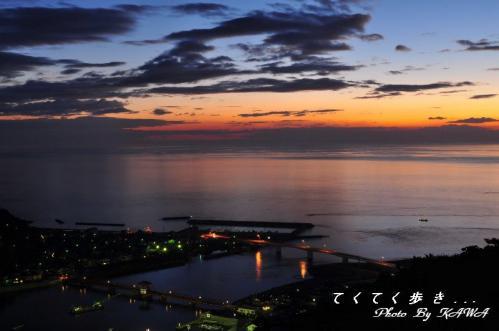 3長浜夕景12.08.04