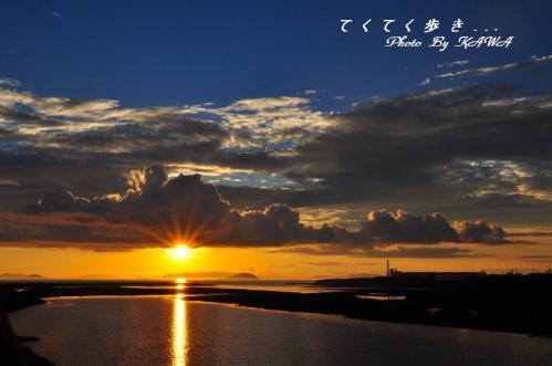 2重信川河口12.08.19