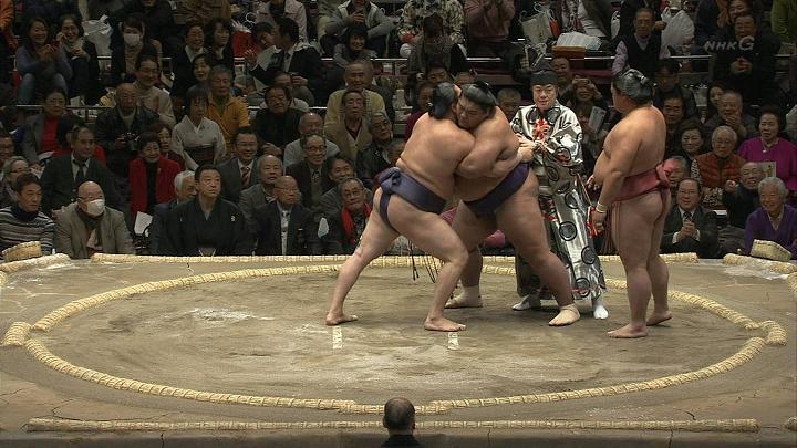 時天空vs佐田の富士+嘉風