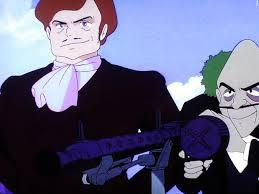 伯爵とジョドー