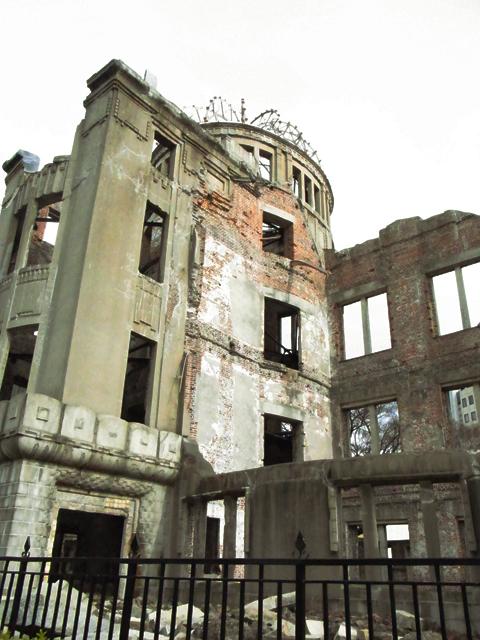 0126原爆ドーム