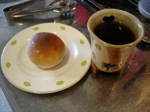 20100531パンとコーヒー
