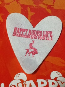 GRANRODEO HAPPY RODEO LIFE-5