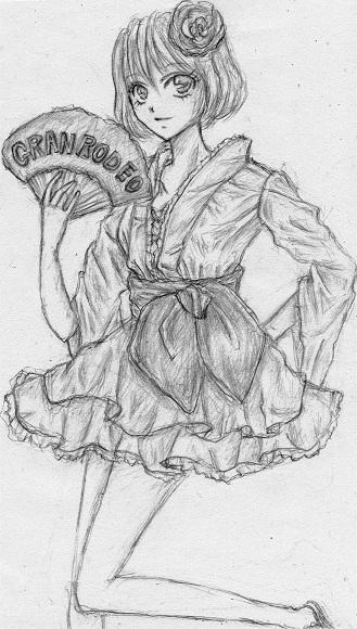 20120714 プリティーロデオダンサー フリフリ浴衣
