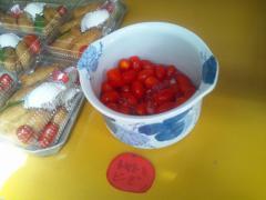 トマトのサービス