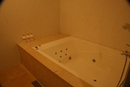 ジャグジーつきお風呂