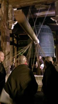 知恩院 除夜の鐘