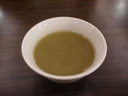 緑豆スープ