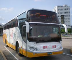台湾トリップバス