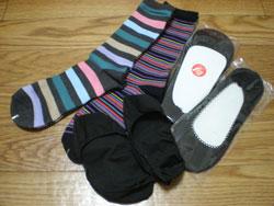 靴下が安い!