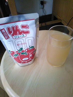 増田町りんごジュース