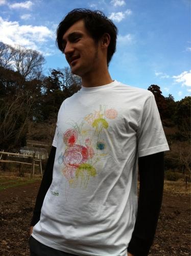 カシワカラTシャツ20110616235256